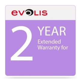 Evolis warranty extension, 2 years