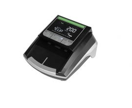 BYPOS CCE 112 NEO - Authenticity-Checker, tests up to 6 currencies, LCD Display, incl. power supply, black-AC001125